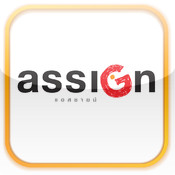 Assign assign icon
