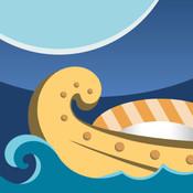 Sushi Boat! sushi menu book