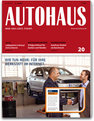 AUTOHAUS ePAPER autohaus