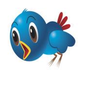 Blue Bird In Trouble elizabeth berkley gallery