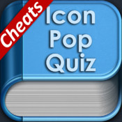 Cheats for Icon Pop Quiz icon pop quiz