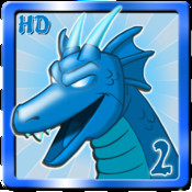 Air Dragon Race - Dragon Vs. Fire Ballz 2 - Free Flying Game