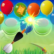 Pin Shooter - Balloon Bust!