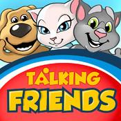Talking Friends Cartoons