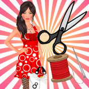 Free Fashion Designer game fashion