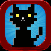 A Meow Meow Cat Pixel Action Game PRO