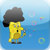 Baby Bubble Blower - Kids Fun game to make soap bubbles and count popper