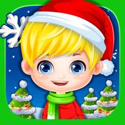 Christmas Salon - Messy Boys` 2015 Holiday Makeover