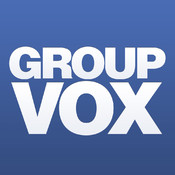GroupVox - PTT Walkie-Talkie for Facebook