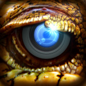 InstaEyes Zoo - Blend Yr Face to Ultra Awesome Reptile or Wild Animal Eyes Splits!