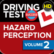 Hazard Perception UK HD Vol.2 - Driving Test Success