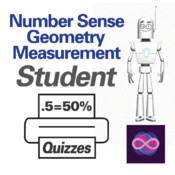Student Print Materials for Algebra, Data Analysis erase files