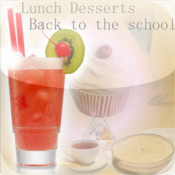 Dessert for School lunch - Back to school chase law school