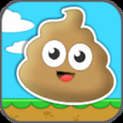 Farting Poo Jump Story - Stinky Escape From a Smelly Kids Bathroom Toilet