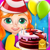 Little Birthday Party Planner app purchases
