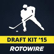 RotoWire Fantasy Hockey Draft Kit 2015