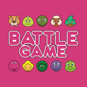 Battle Cards for Barney and Friends - Matching Game