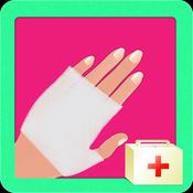 Hand Surgery - Free doctor surgeon and medical care game for kids hand tendon injuries