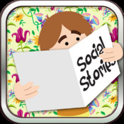 Social Stories Creator and Library for Preschool, Autism and Special Needs