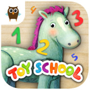 Toy School - Numbers (Educational math game for kids and toddlers)