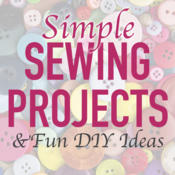 Simple Sewing Projects Magazine projects