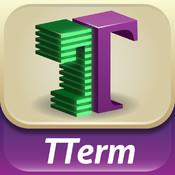 TTerm unix terminal emulator