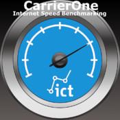 CarrierOne isp speed test