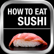 HOW TO EAT SUSHI