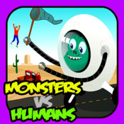 Monsters vs Humans