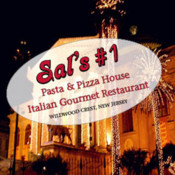 Sal`s #1 Pasta and Pizza cecilia vega