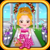 Baby Hazel Flower Girl vera wang bridesmaid dresses