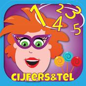 cijfers en getallen leren en tellen - Juf Jannie