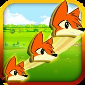 Fox Dash - Race Ralph the Fox at Rocket Sonic Speed