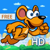 Super Mouse World HD - Free Pixel Maze Game by Top Game Kingdom