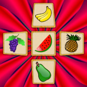 Fruit Memory - The Best Game for Children, Learn Fruits with Images (Imagier Memory) memory