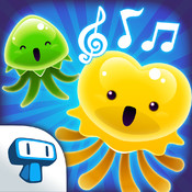 Jelly Jam - Touch & Play Music Learning Game for Toddlers and Kids