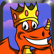 A Tiny Dragon Legend Pro - Top Free Mighty Magic Epic Monster Race Shooter Battle  Game for iPad, iPhone and iPod Touch