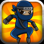 Zombie Ninja Attack - Escape the Angry Flying Zombie Heads