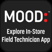 Mood : Explore In-Store Field Technician App