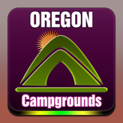 Oregon Campgrounds Offline Guide iphone ipod