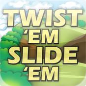 TWIST `EM SLIDE `EM - GEOGRAPHY EDITION em 150 tft