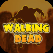 Allo! Trivia For The Walking Dead - Guess the Zombie Challenge and Fan Quiz walking dead dead