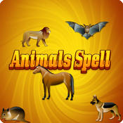 Animals Spell - Learn To Spell fairy search spell