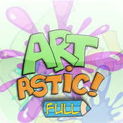 Artastic! Full version - Learn to draw for kids