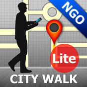 Nagoya Map and Walking Tours