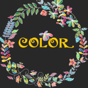 Colorfy:Anti Stress Coloring Pages for Adults - Free