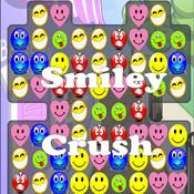 Smiley Crush.Emotiocon Crush