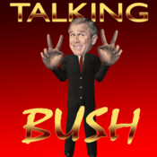 Talking G W Bush - Presidential President Moments