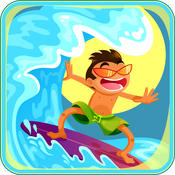 Ace Wild Wave Surfer Scratcher Ticket - gold Kingdom Time To Win Gold PRO proshow gold 4 0