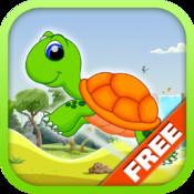 Baby Turtle Run FREE - Addictive Endless Running Game!